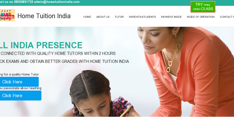 Home Tuition India